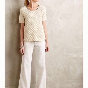 Anthropologie Pilcro & the Letterpress Summer Pant